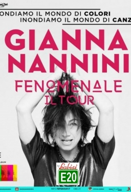 Gianna Nannini in Concerto Live ad Acireale In Bus Sharing Partenza: Palermo - Villabate - Bagheria - T.Imerese - €.25.00