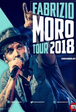 BUS X FABRIZIO MORO IN CONCERTO A TAORMINA In Bus Sharing Partenza: Palermo - Villabate - Bagheria - T.Imerese - €.25.00 + P
